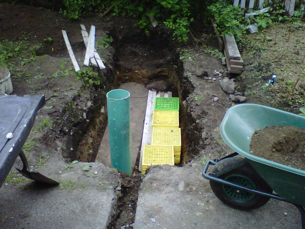 Perimeter Drainage And Drain Systems Installation